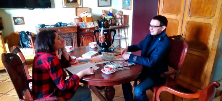 Эдмунд Шклярский и Марат Корчемный:  Нам казалось, что в серьезной истории мы будем комическими актерами