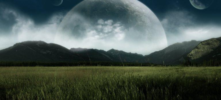 Те, у кого на небе три луны