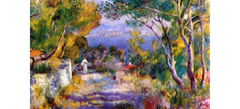 Огюст Ренуар: художник, который рисовал свет