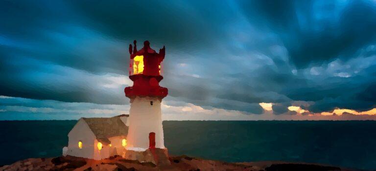 Сказки Лисьего острова: Пока горит большая свечка